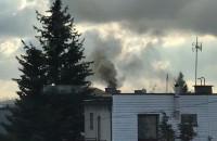 Codzienność w Osowej - dym z kominów
