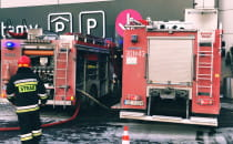 Straż pożarna - Galeria Morena