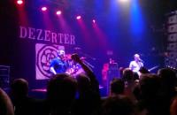 Koncert zespołu Dezerter w Gdyni