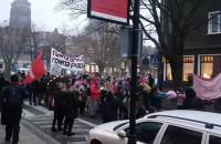 Przemarsz Manify po Gdańsku