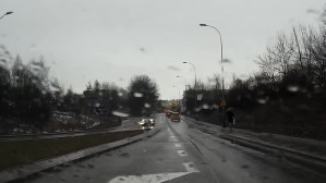 Kierowcy nie zwracają uwagi na czerwone światło