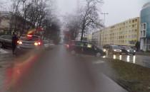 Straż miejska działa na ulicy Władysława...