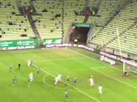 Lechia mogła wyrównać z meczu z Legią na 1:1