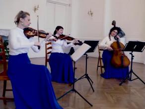 Trio Siesta - Walc Barbary muz.W.Kazanecki