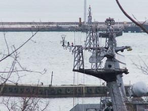 """Akcja ratowania dawnego okrętu ORP """"Metalowiec"""""""