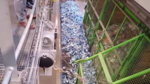 Sortowanie odpadów w Szadółkach