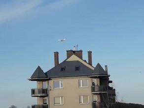 AN 124 nad Gdańskiem