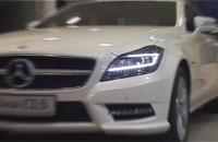 Nowy Mercedes CLS. W centrum uwagi