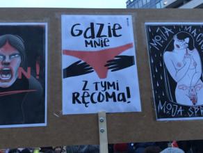 Czarny Protest w Gdyni
