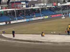 Anders Thomsen wygrywa wyścig