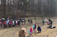 Festyn na powitanie wiosny na Polance Redłowskiej