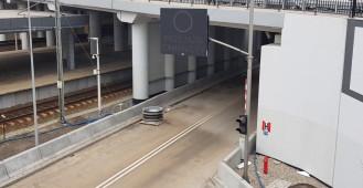 Nowy tunel drogowy pod Forum Gdańsk na ukończeniu