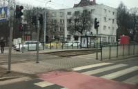 Trwa naprawa uszkodzonej sieci trakcyjnej