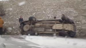 Wypadek za Karczemkami w strone Pruszcza