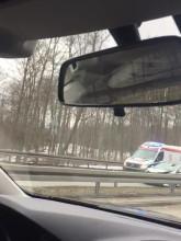 Wypadek na ulicy Słowackiego