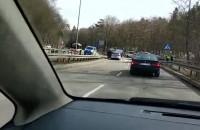 Skutki wypadku na Słowackiego
