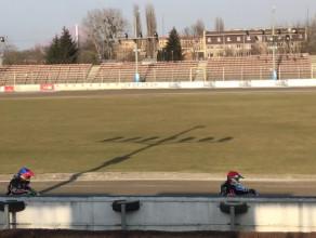 Wybrzeże - Lokomotiv, wyścig 7