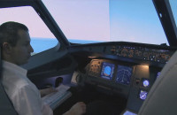 Symulator lotu Airbus A320