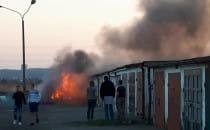 Dwa niegroźne pożary w Brzeźnie