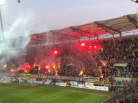 """""""Arka gol"""" i race na 40. derbach z Lechią"""