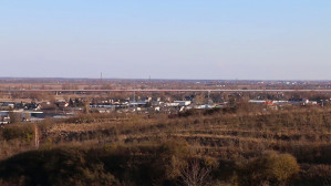 Punkt widokowy Zbiornik Stara Orunia