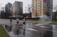 Maraton. Straż zawsze na straży