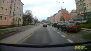 Zombi na drodze