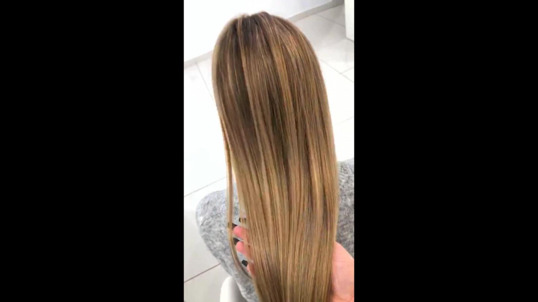Koloryzacja Privé Beauty Hair Fryzjer Gdansk Dobry Fryzjer