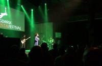 Sara Tavares śpiewa z publicznością - Siesta Festival