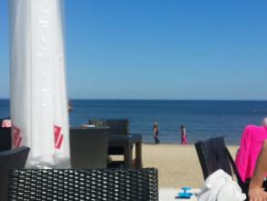 W Sopocie dużo ludzi na plaży