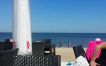 W Sopocie duzo ludzi na plazy