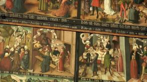 Zabytki w Bazylice Mariackiej