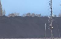 Oddziaływanie hałd węglowych w Gdyni