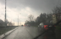Burza nad Moreną