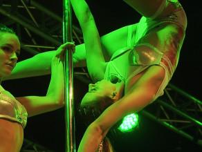 Międzynarodowe zawody pole dance
