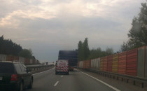 Transport ponadgabarytowy na obwodnicy