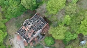Dawny Dom Asystenta po pożarze