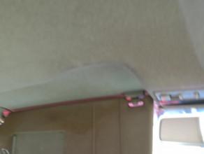 Czyszczenie tapicerki w aucie po palaczu