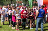 100 km nordic walking start