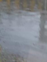 Woda pod wiaduktem przy Dmowskiego we Wrzeszczu