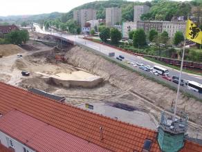 Przebudowa wiaduktu Biskupia Górka