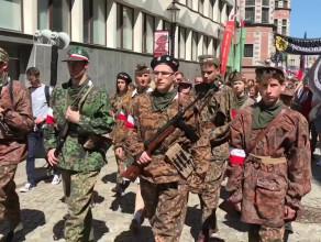Marsz Pileckiego ulicami Gdańska