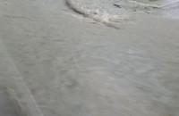 Potok na Małomiejskiej na Oruni