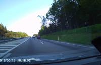Nadmierna prędkość na drodze