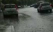 Powódź na suchaninie