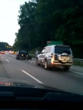 Uwaga! Wypadek na obwodnicy, 4 auta