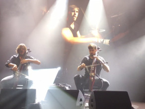 2Cellos - Guns N' Rose - Wlcome to The Jungle