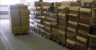 W DCT skonfiskowano ponad 18 mln sztuk papierosów