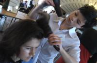 Konkurs uczniów rzemiosła fryzjerskiego