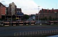 Awaria tramwaju na ul. Okopowej